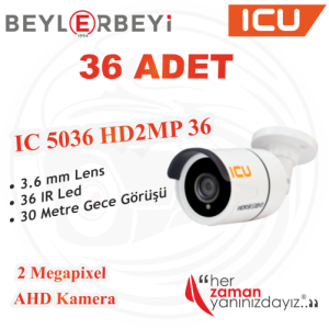 FIRSAT-5036 HD2MP-3