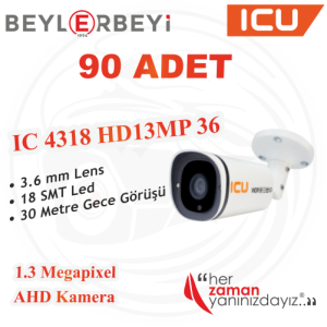 FIRSAT-4318 HD13MP-2