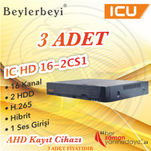 SET-IC HD 16-2CS1