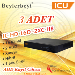 SET-IC HD 16D-2XC HB