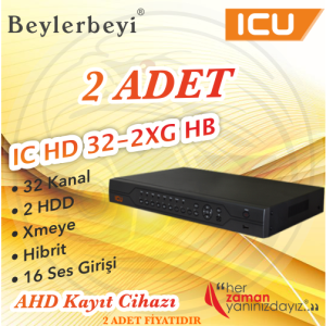 SET-IC HD 32-2XG HB-2