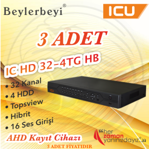 SET-IC HD 32-4TG HB-1